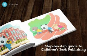 how to publish children's book with self publishing company in India